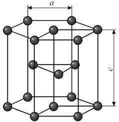 Гексагональная плотноупакованная решетка