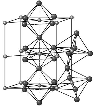 Кристаллическая структура цементита